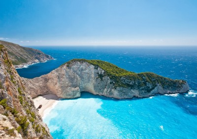 zante island navagio beach greece